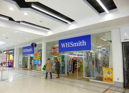 WH Smith Princess Square Bracknell